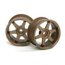 HPI 3848 Te37 Wheel 26mm Bronze 6mm Offset