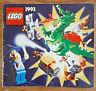 LEGO Catalogo 48 pagine del 1993 cm 21x19,5 Town Pirates Castle ecc