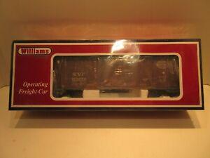 Williams O/O27 Gauge NYC Central #47976 Operating Freight Box Car O Scale