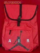 New Nike Air Jordan Backpack Jumpman Top Loader Bag