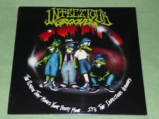 INFECTIOUS GROOVES The Plague That Makes Your SPLATTER GLOW IN DARK LP Nr 64