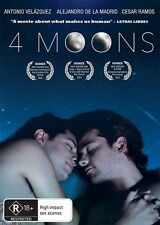 4 Moons DVD ( of interest to gay men )