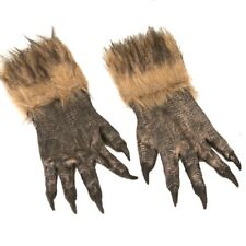 Monster Gloves with Long Nails Costume Accessory