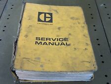 Caterpillar 950 Wheel Loader Service Shop Manual Cat