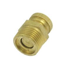 """PT 3/8 """"mâle fileté métal eau robinet de vidange pour compresseur d'air _ uk vendeur"""