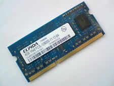 4GB DDR3L-1600 PC3L-12800 1600Mhz ELPIDA EBJ40UG8FU0-GN-F LAPTOP RAM MEMORY