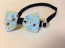 New Dog Cat Pet Sweet Grooming Bow Tie Necktie-Colorful- If Buy 2 ship 3 to you
