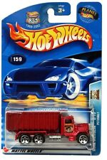 2003 Hot Wheels #159 Work Crewsers Peterbilt