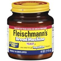 Fleischmann's, Bread Machine Yeast