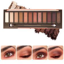 Huda Beauty Diamond Eyeshadow Eye Shadow Palette Makeup Cosmetic Brush Set
