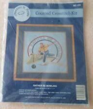 NEEDLES 'N HOOPS Counted Cross Stitch Kit