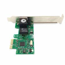 Gigabit Ethernet LAN PCI-E Express Network Card Desktop Controller 1000M YA9