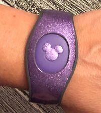 Disney Magic Band 2 MagicBand 2.0 Decal Stickers Skin Purple Glitter