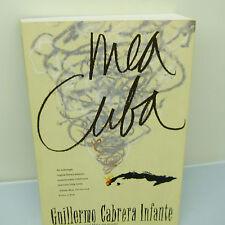 NICKEL STORE: MEA CULPA by GUILLERMO CABRERA INFANTE, SOFTCOVER (b42)