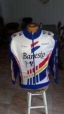 Veste cycliste Hiver Campagnolo Nalini Banesto Vintage Ancienne Cycling - 3 / M