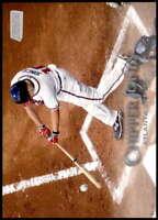 Chipper Jones 2019 Topps Stadium Club 5x7 #78 /49 Braves