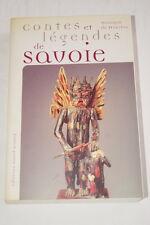 CONTES LEGENDES DE SAVOIE HUERTAS 2001