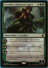 Freyalise, Llanowar's Fury FOIL Commander Anthology NM CARD (126305) ABUGames