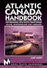 Moon Handbooks: Atlantic Canada (2nd Ed.)-ExLibrary