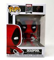 Deadpool POP! PVC Funko - Deadpool  First Appearance   546 Anniversary