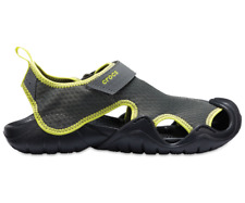 Crocs Mens Swiftwater Sandal Lightweight Comfortable