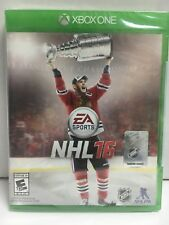 New NHL 16 (Microsoft XBOX ONE, 2015) Factory Sealed