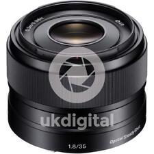 Sony E 35mm F1.8 OSS Lens (SEL35F18)