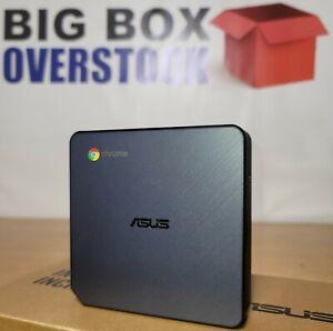 ASUS CHROMEBOX3-N7043U Mini Desktop i7, 4GB/32GB SSD - Factory New