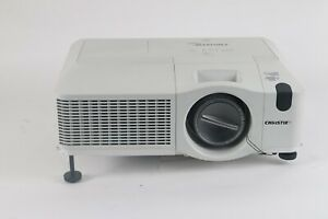 Christie LX400 LCD XGA Conference Room Projector - 672 Hours