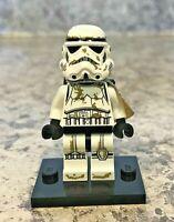 Genuine LEGO STAR WARS Minifigure - Sandtrooper Rebreather - Complete - sw0364