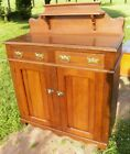 Original Jelly Cupboard Kitchen Cabinet  Pantry wall Primitive