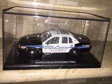 BATAVIA CITY OF ENERGY POLICE SQUAD DIECAST CAR