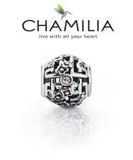 Chamilia 925 sterling silver Swarovski NUTCRACKER CHINESE DANCE charm bead