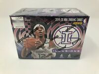🛑🏀🔥2019-20 Panini Illusions Basketball Blaster Box SEALED NEW 🏀🔥🚨
