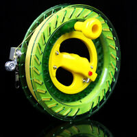 GREEN Kite Reel Line Winder Grip Wheel Flying Tools /Kite Accessories 20cm Wheel