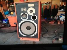 Custom Made Mahogany Speaker Stands for Pioneer HPM 100 Speakers