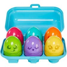 Toomies Hide & Squeak Eggs Bright Chicks by Tomy Toys Shape Colour Skills Game