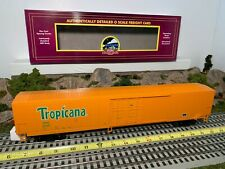 MTH 20-92188C Tropicana 60' Reefer Car NIB