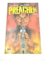 PREACHER VOL. 1 by Garth Ennis Steve Dillon TPB NEW Near Mint Condition. Vertigo