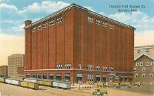 c1920 Omaha Cold Storage Company, Omaha, Nebraska Postcard
