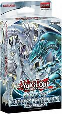 Yugioh Structure Deck: Saga of Blue-Eyes White Dragon (unlimited)