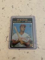 Tony Perez Cincinnati Reds 1971 Topps Card #580 - PSA?