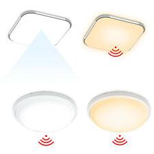 15/24W Radar Deckenleuchte LED Sensor Deckenlampe Flurlampe mit Bewegungsmelder