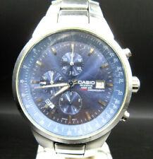 """X367⭐⭐ Vintage """" CASIO Oceanus """" Alarm Chronograph Quartz Armbanduhr ⭐⭐"""
