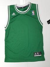 Boston Celtics Green Generic Blank Team Apparel Jersey Youth Large (Authentic)