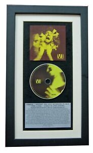 YOU ME AT SIX Suckapunch CLASSIC CD Album TOP QUALITY FRAMED+EXPRESS GLOBAL SHIP