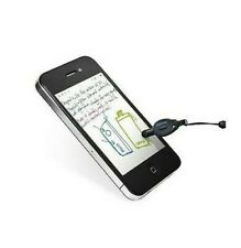 Universal Stylus + Tether Capdase Samsung Galaxy S3 I9300 + Tactile Screen