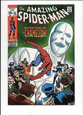 The Amazing Spider-Man #80 January 1970 The Chameleon