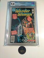 Wonder Woman #274 CGC 9.8 1ST APP OF CHEETAH! MOVIE VILLAIN! NEWSTAND RARE!