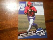 2014 SYRACUSE CHIEFS Single Cards YOU PICK FROM LIST $1-$2 EACH or BEST OFFER